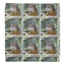 Amazing Squirrel Monkey Bandana