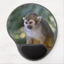 Amazing Squirrel Monkey Gel Mouse Pad
