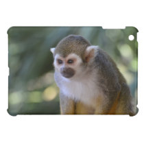 Amazing Squirrel Monkey iPad Mini Cover