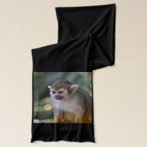 Amazing Squirrel Monkey Scarf