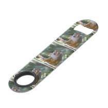 Amazing Squirrel Monkey Speed Bottle Opener