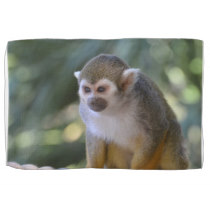 Amazing Squirrel Monkey Towel