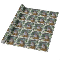 Amazing Squirrel Monkey Wrapping Paper