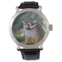 Amazing Squirrel Monkey Wrist Watches
