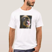 Baboon Men's T-Shirt