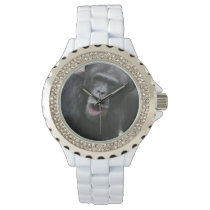 Cute Chimpanzee Wristwatch