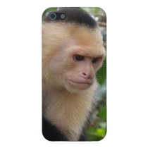 Cute Monkey Case For iPhone SE/5/5s