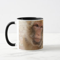 Monkey Face Coffee Mug