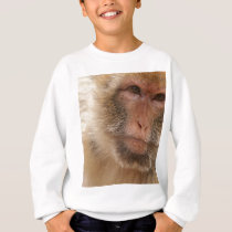Monkey Face Kid's T-Shirt