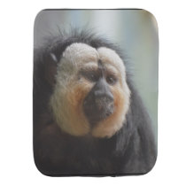 Saki Monkey Burp Cloth