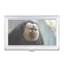 Saki Monkey Case For Business Cards