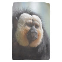 Saki Monkey Hand Towel