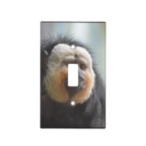 Saki Monkey Light Switch Cover