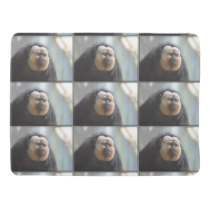 Saki Monkey Swaddle Blanket