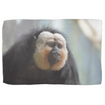 Saki Monkey Towel