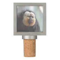 Saki Monkey Wine Stopper