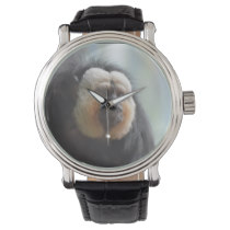Saki Monkey Wrist Watch