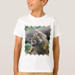 Squirrel Monkey Family Affair T-Shirt