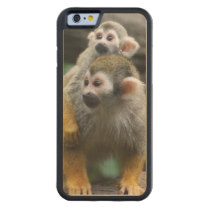 squirrel-monkey-29.jpg carved® maple iPhone 6 bumper