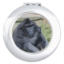 Sulawesi Macaque Makeup Mirror